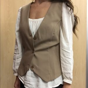 VTG vest fall layers menswear